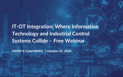 IT-OT Integration: Where Information Technology and Industrial Control Systems Collide – Free Webinar