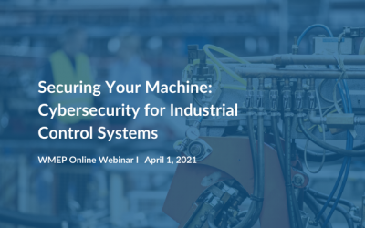 Securing your Machine: Cybersecurity for Industrial Control Systems