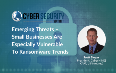 Emerging Threats – Small Businesses Are Especially Vulnerable To Ransomware Trends